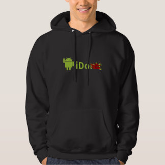Android iDo Black Hoodie