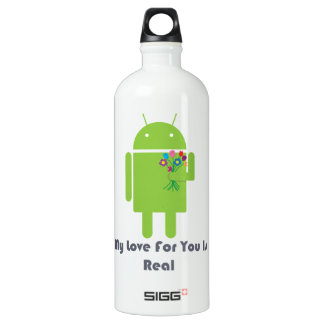 Android in Love SIGG Traveler 1.0L Water Bottle