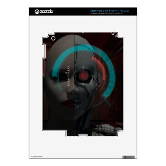 Android iPad 3 Decal