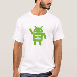 Android is freedom T-Shirt