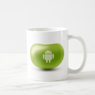 Android Jelly Bean Coffee Mug