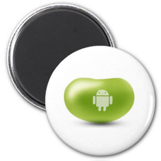 Android Jelly Bean Magnet