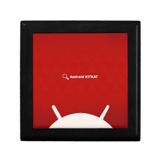 Android Kit Kat Jewelry Boxes