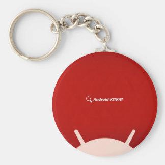 Android Kit Kat Keychains