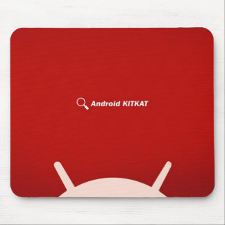 Android Kit Kat Mouse Pad