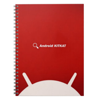 Android Kit Kat Notebooks