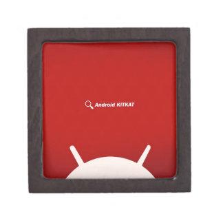 Android Kit Kat Premium Trinket Boxes