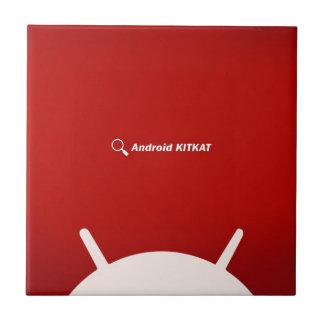 Android Kit Kat Small Square Tile