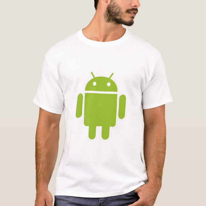 Android Ladies' Crew Tee