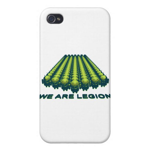Android - Legion Camo Case For iPhone 4