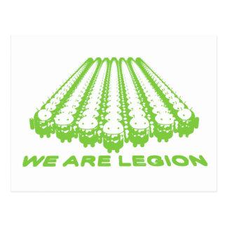 Android - Legion Postcard