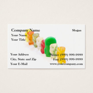 Android line business card