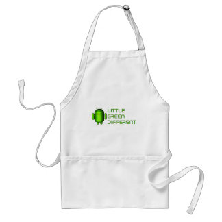 Android - Little Green Different Apron