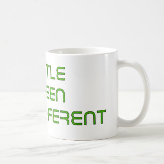 Android - Little Green Different Coffee Mug
