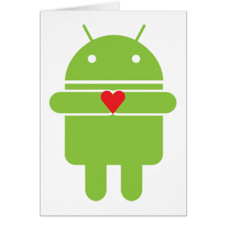 Android Love Card