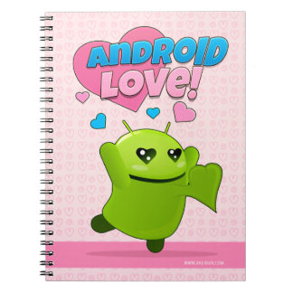 Android Love Notebook
