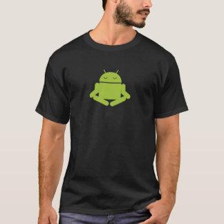 Android meditation T-Shirt