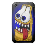 ANDROID monster case 1 iPhone 3 Case-Mate Case