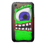 ANDROID monster case 2 iPhone 3 Case-Mate Case