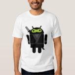 Android Ninja Shirt