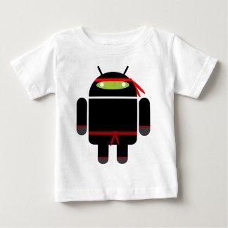 Android Ninja Tees