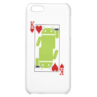 Android of Hearts iPhone 5C Cover
