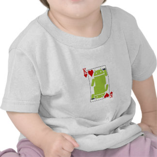 Android of Hearts Tshirts