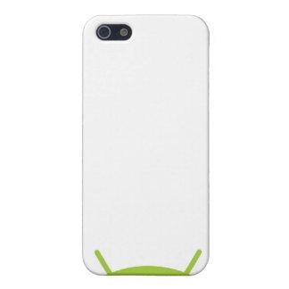 Android Peeking iPhone 4 Case
