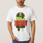 Android Pirate T Shirt