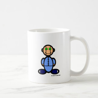 Android (plain) basic white mug