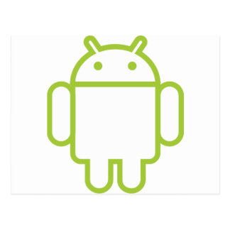android postcard