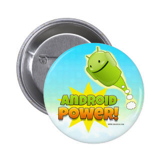 Android Power prendedor Botones