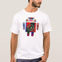 ANDROID QUEENSWAY birthday christmas holidays gift T-Shirt