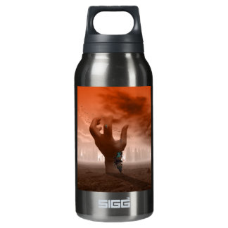 Android Revolt 10 Oz Insulated SIGG Thermos Water Bottle