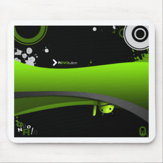 Android Revolution Mouse Pad