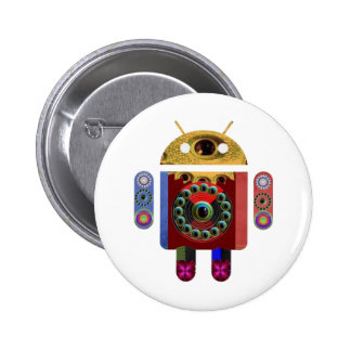 ANDROID Robot Pin