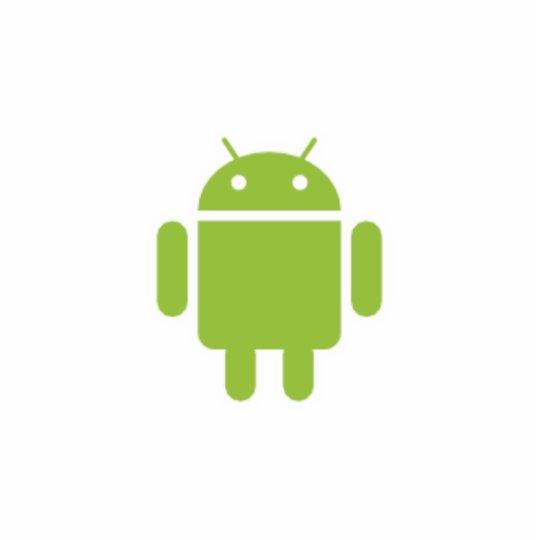 Android Robot Cutout