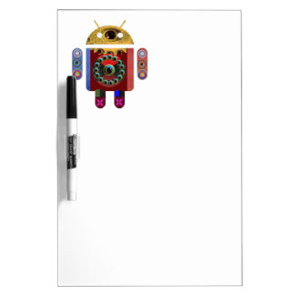 ANDROID Robot Dry Erase Boards