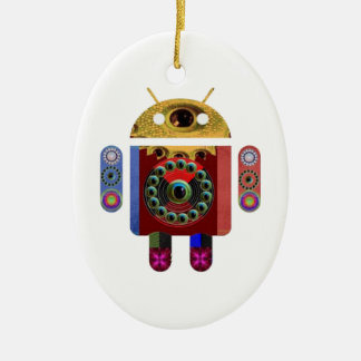 ANDROID Robot Ornament