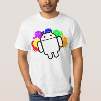Android Rush - Color T-Shirt
