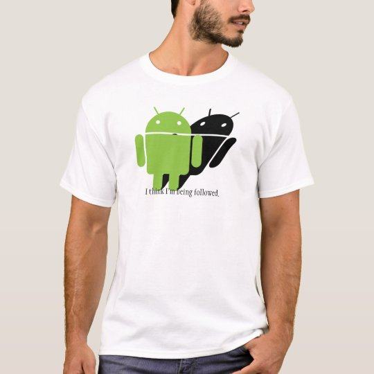 Android Shadow T-Shirt