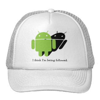 Android Shadow Trucker Hat