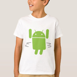 Android – Shake your booty T-Shirt