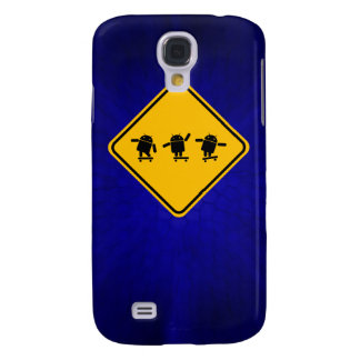 Android Skating iPhone 3 Case