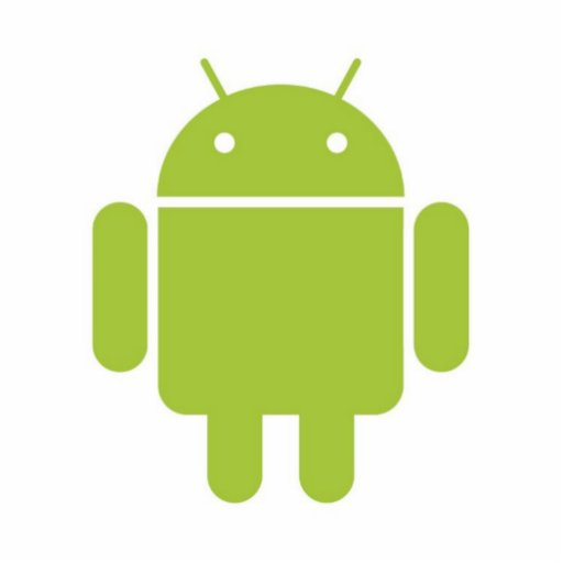 android statuette