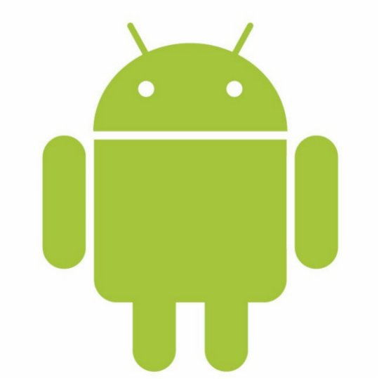 Android supporter statuette