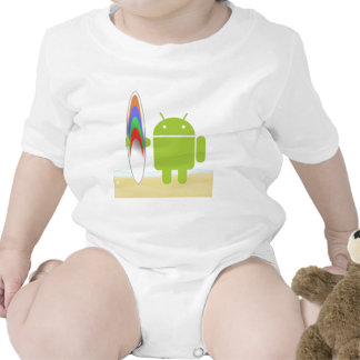 Android Surfer Bodysuit