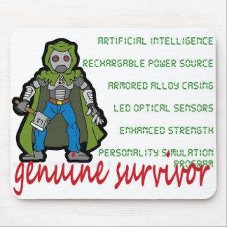 Android Survivor Mousepad