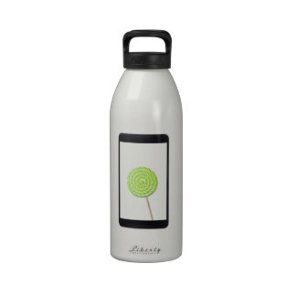 Android tablet with lollipop reusable water bottles