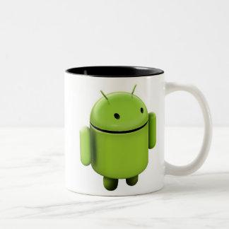 Android taza